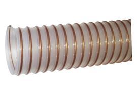 Abriebfester PU Schlauch Ø 40 mm leitfähig