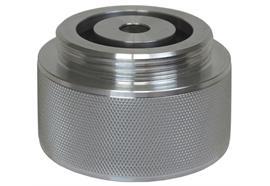 Adapter für 500 g Kartuschen zu LubeShuttle500 - AccuGreaser 14.4V