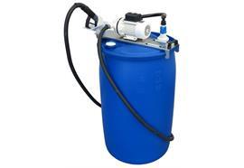 AdBlue® Membranpumpe SB 34 für 200 l Fässer mit ASB-Zapfpistole