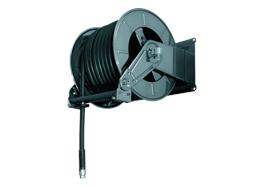 Automatischer Schlauchaufroller 1300 Diesel Stahl lackiert RAL7016 ohne Schlauch