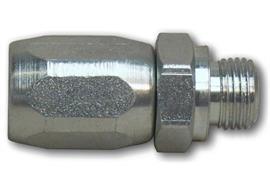 Drehgelenk linear - Anschluss M10x1