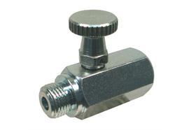 Druckentlastungsventil für Hebelfettpressen M10x1