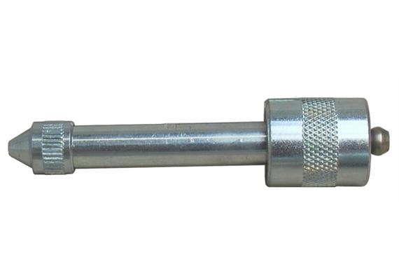 Düsenrohr mit Schnellwechselkupplung F12 mit Spitz-Mundstück