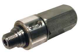 Durchflussanzeiger für Fettpressen M10x1