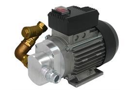 Elektro-Zahnrad-Pumpen-Aggregat AEP100 mit Saugfilter für Altöl