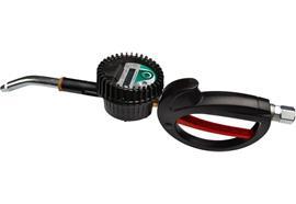 Elektronischer Durchflussmengenzähler eichfähig mit Auslauf Motorenöl