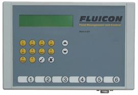 FLUICON - programmierbares Keypad eichfähig