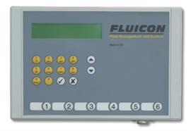 FLUICON - programmierbares Keypad