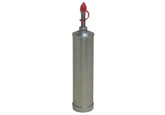 Hochdruck-Kolbenstossdruckpresse PT150-2, Stahl verzinkt mit Universal- + Spitzmundstück