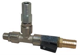 Kombi-Füllgerät-Adapter für eco- und centraFILL Geräte