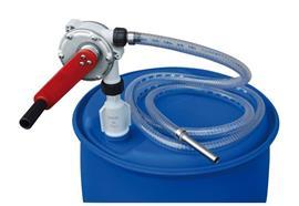 """Kurbelpumpe für Harnstoff (AdBlue®) mit 2"""" Fassanschluss"""