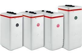Lagertank doppelwandig aus Kunststoff 800 l