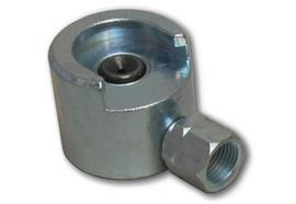 """MATO Schiebekupplung SK-22R8 (R1/8"""" - für ø 22 mm)"""