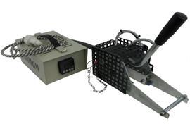 MATOPACHLEVER 60WP für max. Gurtbreite 60 mm, Teilung 2.54 mm
