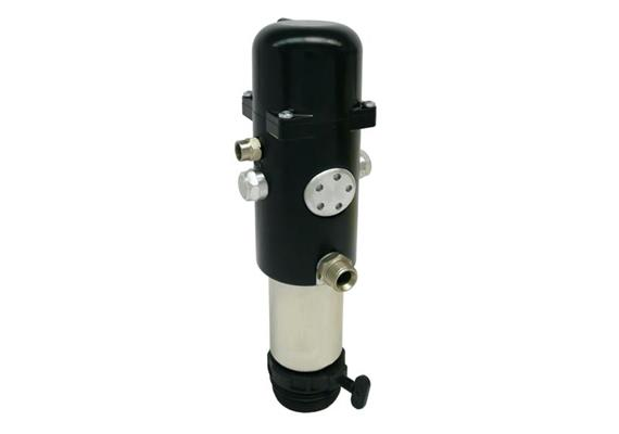 pneuMATO 3 - Ölpumpe 1:3 - 18 l/min. (bei freiem Auslauf)