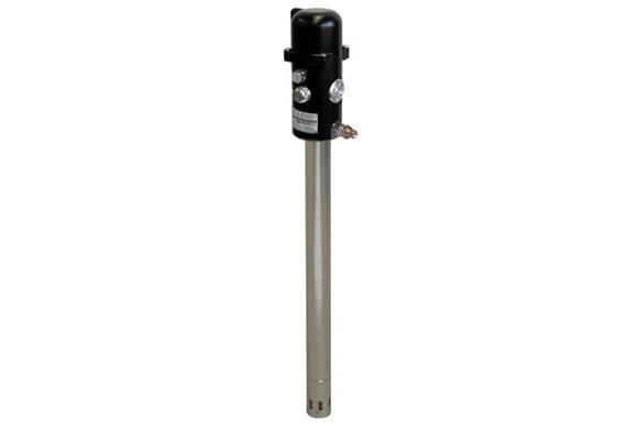 pneuMATO 55, Aggregat für 10-25 kg Gebinde, Saugrohr 495 mm