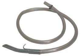 PVC-Abgabeschlauch 1,5 mit Auslauftülle