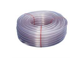 PVC Schlauch 4/8 mm farblos