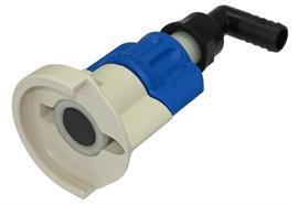 SEC-Kupplung mit Schlauchtülle für AdBlue®