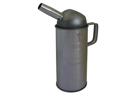 Weissblech Flüssigkeitsmass Typ FM-T 1000, eichfähig, Inhalt 1,0 Literl