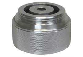 Adaptateur pour cartouches 500 g pour pompe à graisse à une main sytème LubeShuttle