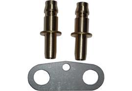 Anschlüsse für Aisin Warner TF80SC AF40 zu Ölwechselgerät 18 400 01