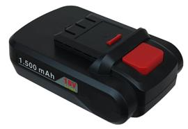 Batterie Li-Ion 1500 mAh pour Accu-Greaser 18 V