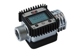"""Compteur digitale ZB24 ATEX pour diesel, essence et kerosene 1"""" m/f"""