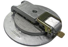 Couvercle de trou d'homme EMCO F0339054 avec jeu des pitons et 2 clés