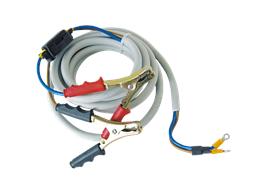 Elektro-Kabel für 12V Benzinpumpen mit Verschraubung