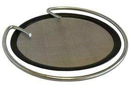 Filtre de remplacement pour entonnoirs fer blanc