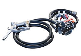 Groupe portable de transvasement Diesel 12/24V