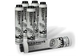 Lube-Shuttle®-cartouche Booster-Pack GRAPHITE 2M GR à 400g