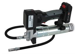 MATO AccuGreaser 18V Premium LS avec flexible et agrafe hydraulique