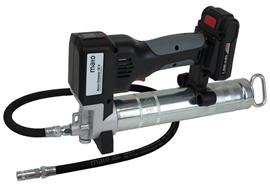 MATO AccuGreaser 18V Premium S avec flexible et agrafe hydraulique