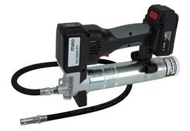 MATO AccuGreaser 18V-Professionnel LS avec flexible et agrafe hydraulique