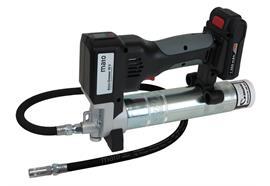 MATO AccuGreaser 18V Standard LS avec flexible et agrafe hydraulique