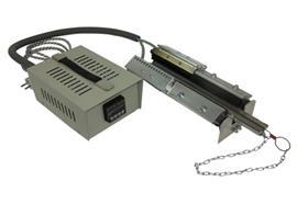 MATOPATCHVICE 260WP, zone de chauffage et de pressage tous les 120 mm, répartition 1,7 mm