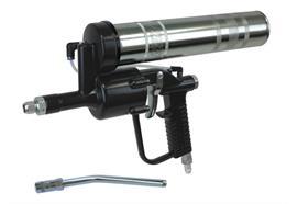 Pistolet pneumatique DF 500 avec raccord E4024 et agrafe hydraulique 4 mors