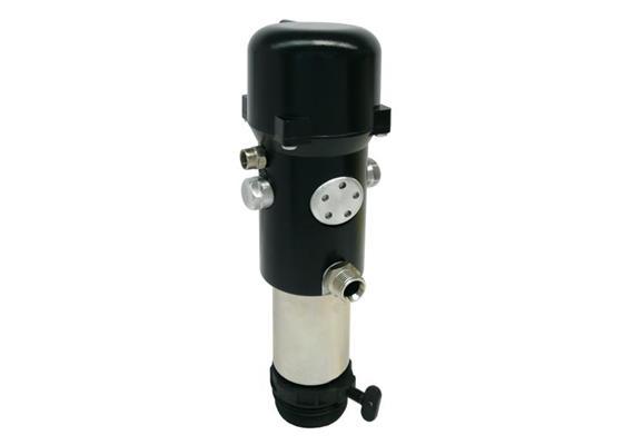 pneuMATO 5 - Pompe à huile 1:5