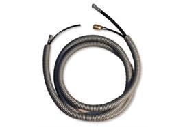 pneuMATO 55 - LubeJet système double flexible 10 m