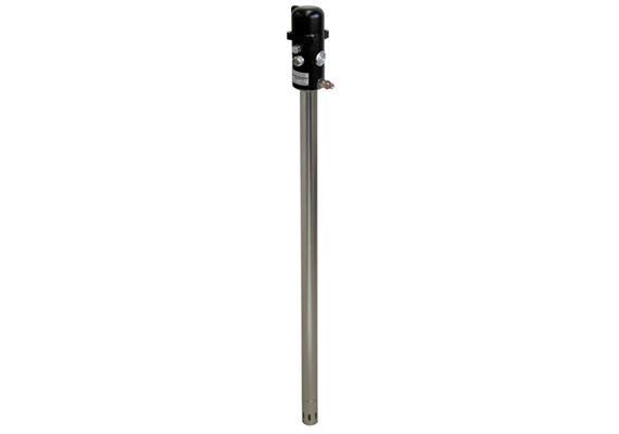 pneuMATO 55 - pompe à graisse pneumatique pour fût 200 kg, tube d'aspiration 885 mm
