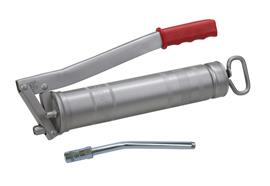 """Pompe à graisse à levier E500 - R1/8"""" MATO, avec tube rigide E4024, filetage 1/8"""""""