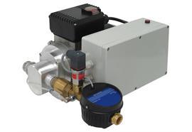 Pompe électrique à engrenage EP400-électronique
