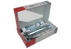 "Promo-Set - Pompe à graisse Lube-Shuttle® TG avec tube rigid E4024 - R1/8"""