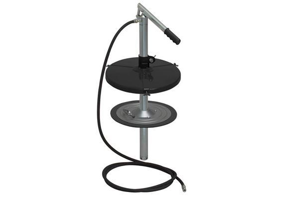Pumpe de graissage Bucket Greaser BG 10-s pour seau de 10 kg avec ø-int. 215-230 mm