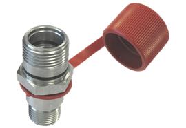Raccord pour système de lubrification centralisée M20x1.5