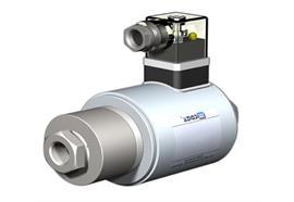Soupape magnétique HP 24V pour FLUICON
