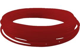 Tube en polyamide PA10.12 TEC 4/6 mm rouge