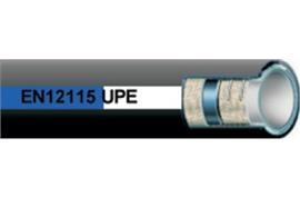 Tuyau ATEX chimiques en UPE, conductible . DN25